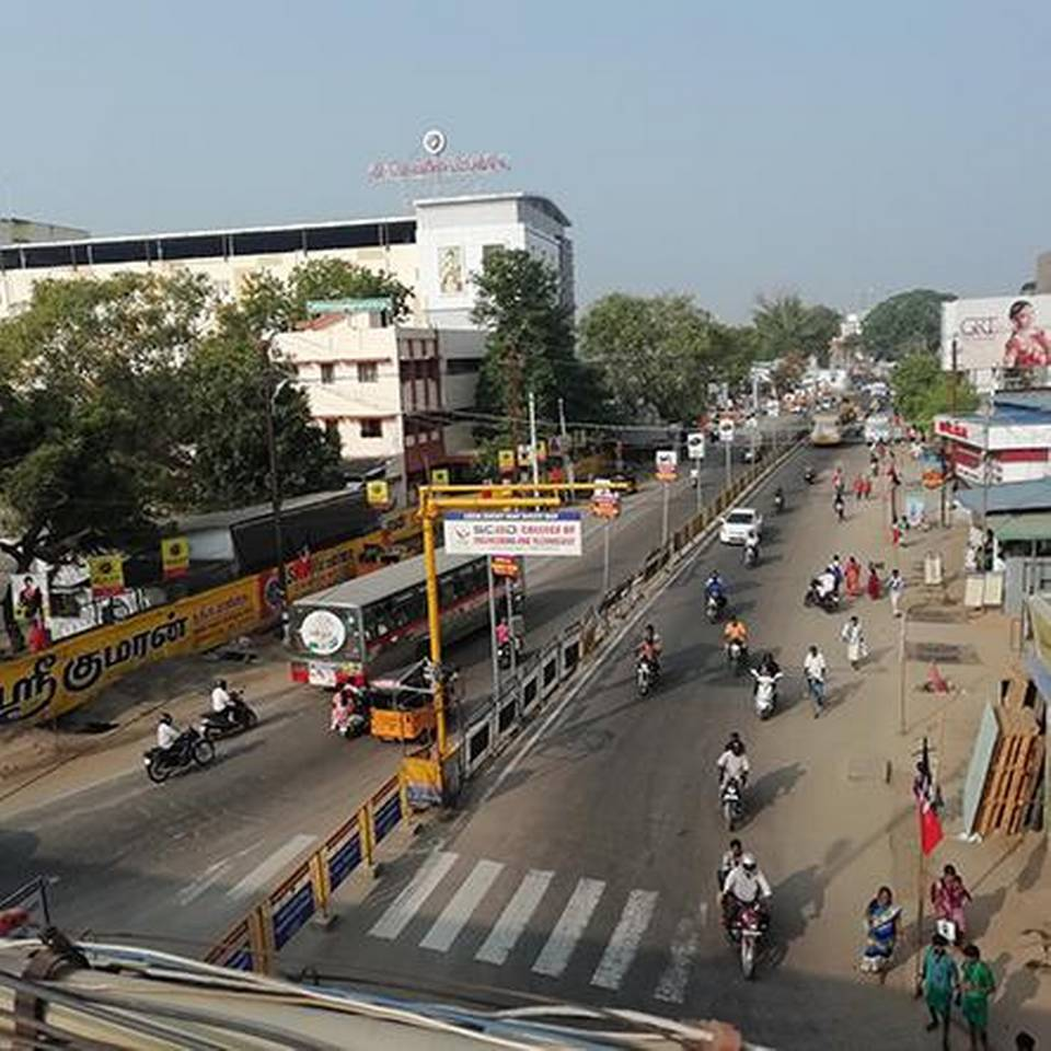 Urbanisation of Tirunelveli city might warm it up